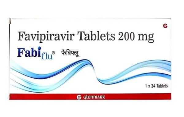 Fabiflu 200 Tablet