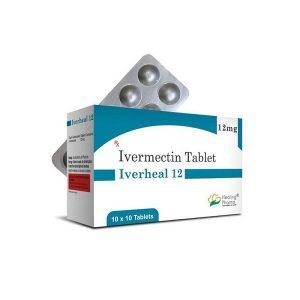 iverheal-12mg-tablet