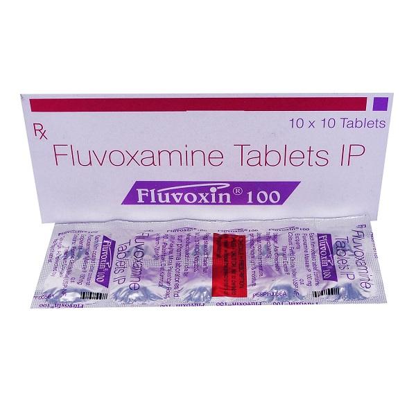 Fluvoxamine 100