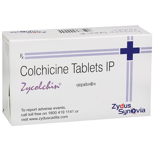 Zycolchin 0.5 mg Tablet